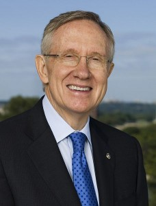 The Two Faces Of Harry Reid