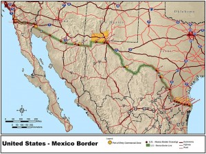 War On The Border