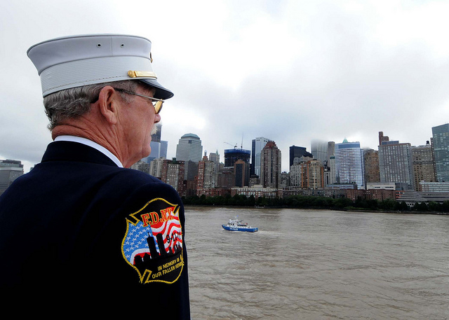 Firemen Saved Us on September 11th
