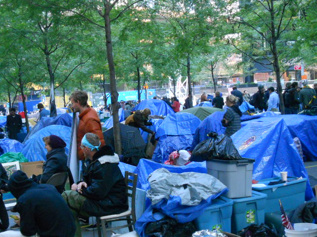 Occupy Wall Street (Part IV)