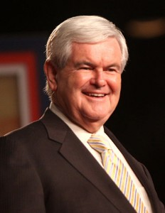 Newt Gingrich Visits Richmond County