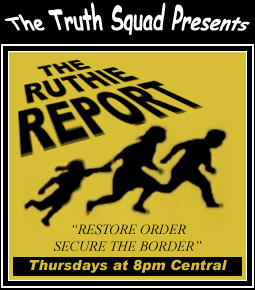 Listen to the Ruthie Report Tonight (March 8th)