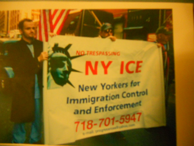 NY ICE Speaks Out Against Amnesty