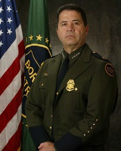 David Aguilar, Chief of the U.S. Border Patrol 2005- This image or file is a work of a United States Department of Homeland Security employee, taken or made during the course of an employee's official duties. As a work of the U.S. federal government, the image is in the public domain.
