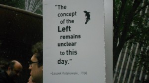 May Day 2012 (Marxists, Communists, Librarians)