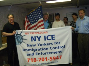 New York ICE Stands With America (Remember 1986)