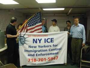 NY ICE members attacked by open borders mob