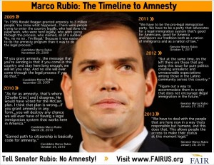 "Say ""No"" To Rubio"