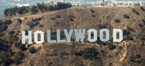 The Hollywood Sign, shot from an aircraft at about 1,500' MSL. July 25, 2009 Author: Jelson25