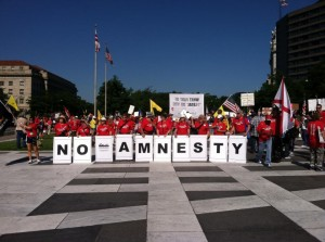 We Are America (Stand Up Against Amnesty)