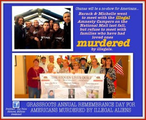 Stolen Lives (Honoring Victims of Illegal Alien Crime)