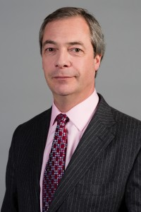 Nigel Farage. Photo by DAVID ILIFF. License: CC-BY-SA 3.0