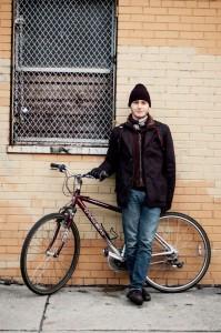 Matt Brandenburgh: Hitchhiker, Filmmaker, Libertarian