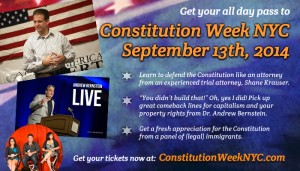 Celebrating Constitution Week