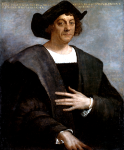 Christopher Columbus and Open Borders
