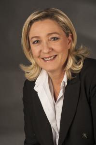 Marine Le Pen, February 4, 2014 Author: Gymnasium Melle