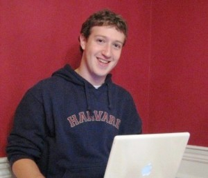 Mark Zuckerberg, 2005 Author: Elaine and Priscilla Chan