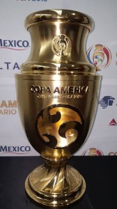 Copa America Trophy, May 16, 2016 Author: Delta Airlines