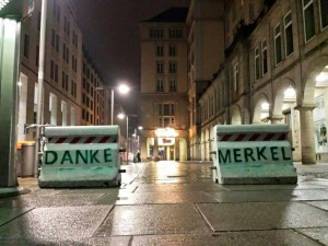 Thanks, Merkel